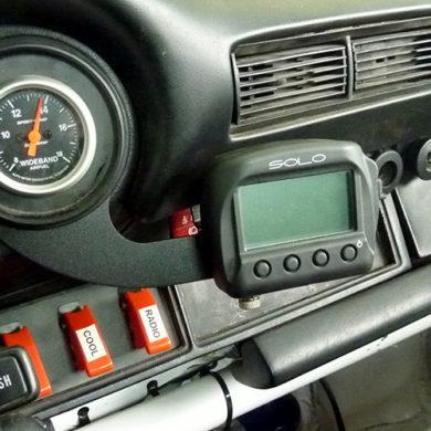 1978 911 Track Car – Aim Solo Lap Timer